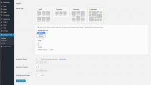 Customize Settings - Highlight Options