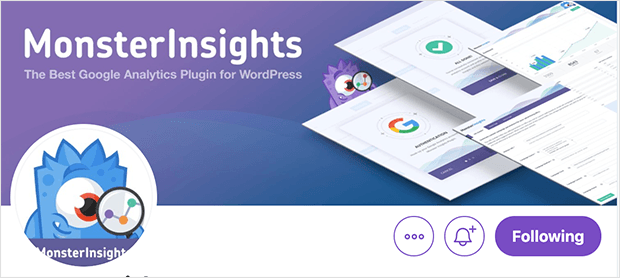 Monster Insights Header Image