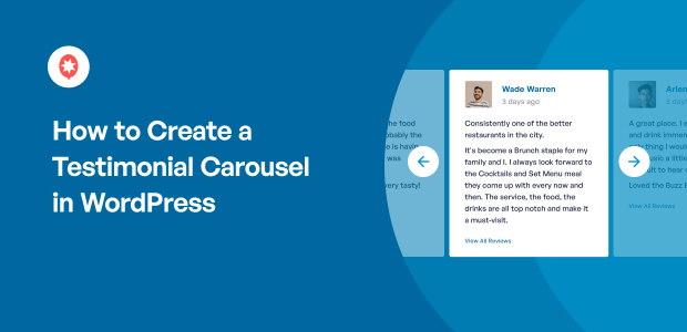 How to Create a Testimonial Carousel in WordPress
