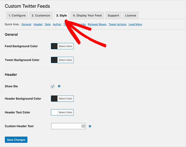 twitter slideshow in wordpress