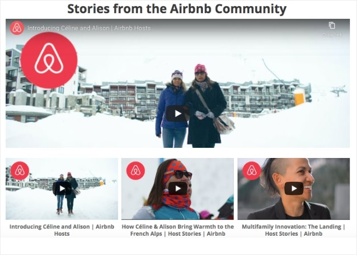 recreating airbnb example
