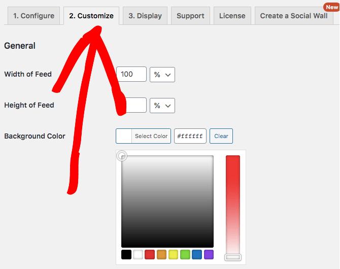 customize youtube feed