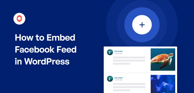 How to Embed Facebook Feed in WordPress