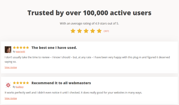 custom twitter feeds pro rating and reviews