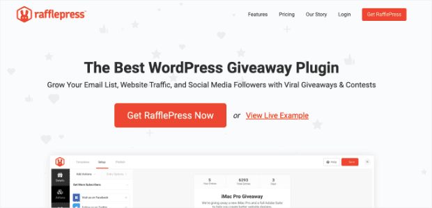 best wordpress instagram plugins rafflepress