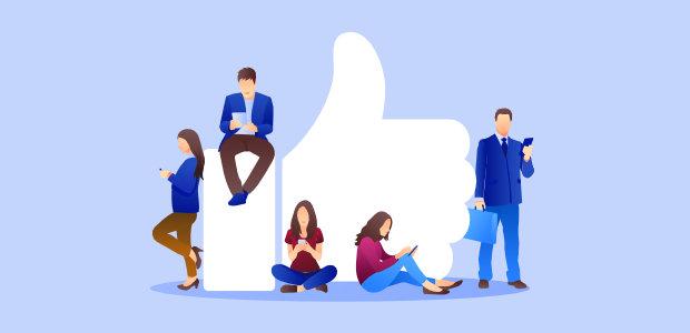 get facebook posts on website