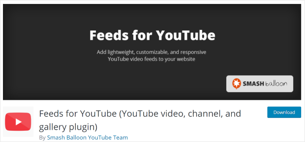 feeds for youtube free
