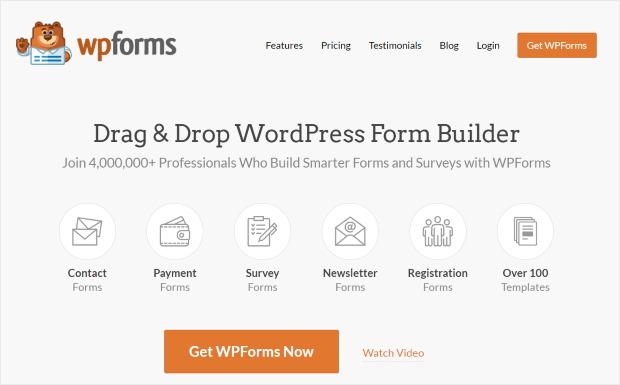 wpforms wordpress giveaway plugin