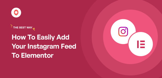 how to add instagram feed to elementor