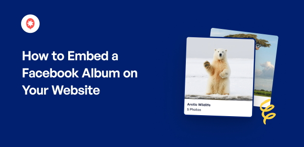 how to embed a facebook album on your website