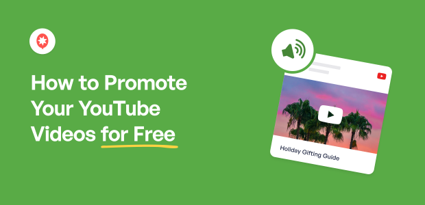 how to promote your youtube videos free