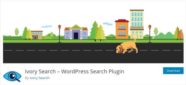 ivory search wordpress search plugin